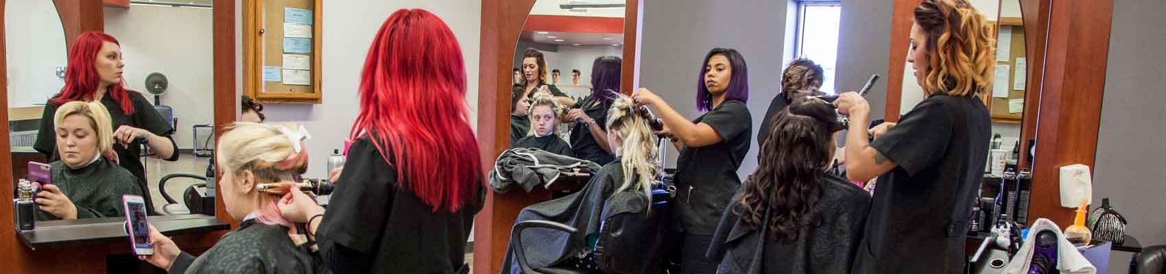 Cosmetology at Hutchinson Community College